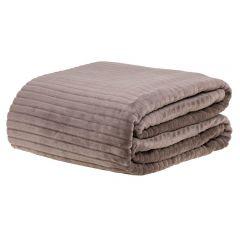 Cobertor Solteiro 1,60X2,20M Canelado - Cabocla 17-1212