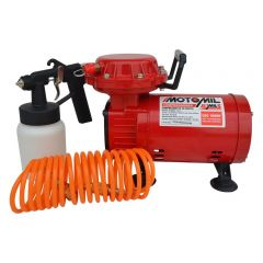 Compressor De Ar Hobby Jetmil-S Motomil - Bivolt