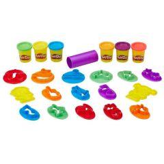 Massinha de Modelar Criar Histórias Play-Doh Hasbro - DIVERSOS