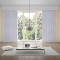 Cortina Duplex 3,00x1,70m Monaco Quarto e Sala - Branco