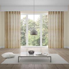 Cortina Duplex 3,00x2,30m Quarto e Sala Valência - Creme
