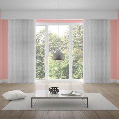 Cortina Duplex 4,20x2,50m Quarto e Sala Valência - BRANCO