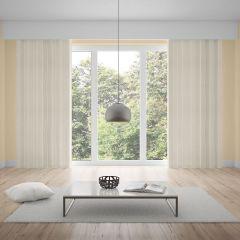 Cortina Duplex Padua 3,00x1,70m Quarto e Sala - Areia