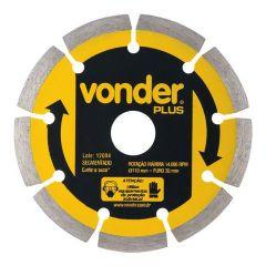Disco Diamantado Plus 110mm Vonder - 1268600000