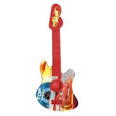 Guitarra A Corda Cars Etitoys - DY-069