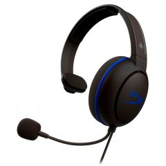 Headset Gamer Cloud Chat Para Ps4 Hyperx - Preto