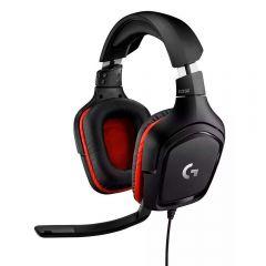 Headset Gamer Stereo G332 Logitech - Preto