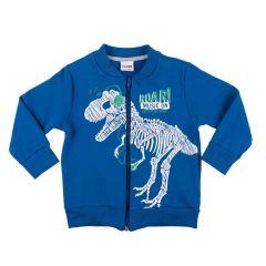 Jaqueta de 1 a 3 Anos Moletom Dino Fakini