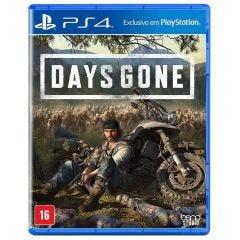Jogo Days Gone Playstation 4 - Sobrevivência