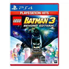 Jogo Lego Batman 3: Além De Gotham Playstation 4 - Aventura