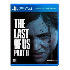 Jogo The Last Of Us Part Ii Playstation 4 - Aventura
