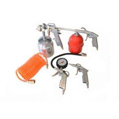 Kit Acessórios Para Motocompressor 5 Peças Motomil - 27197.7