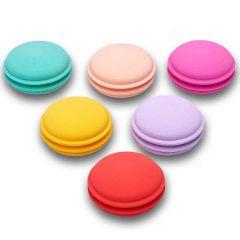 Kit Esponja Macarons Boby Blues - Multicor
