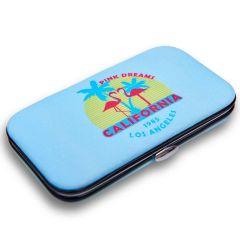 Kit Manicure 4 Peças Boby Blues - Califórnia