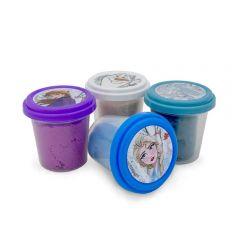 Kit Massa Areia com 4 Potes Toyng - 37971 - Frozen II