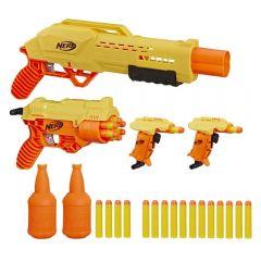 Lançadores Nerf Alpha Strike Missão Secreta Hasbro - E8342