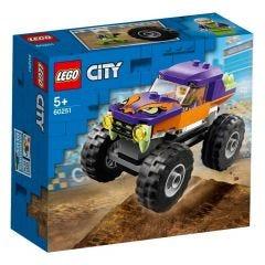 Lego City Caminhão Gigante 55 Peças - 60251