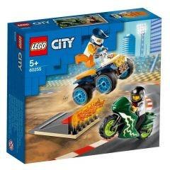 Lego City Equipe de Acrobacias 62 Peças - 60255