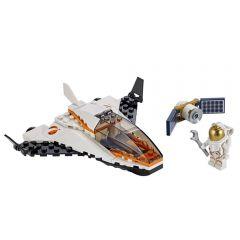 Lego City Missão Assistência No Satélite - 60224 - Branco