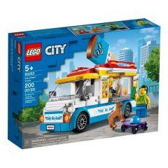 Lego City Van de Sorvetes 200 Peças - 60253