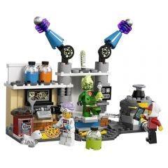 Lego Hidden Side O Laboratório De Fantasmas - 70418 - Colorido