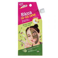 Máscara Facial De Argila Ricca - 25g