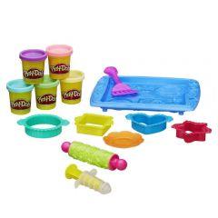 Massinha Play-Doh Biscoitos Divertidos Hasbro - B0307
