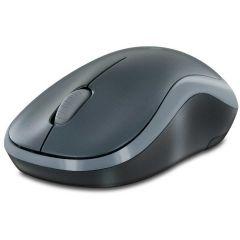 Mini Mouse Wireless Logitech M185 - CINZA