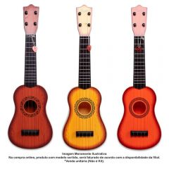 Mini Violão Acústico Rock Hero Havan - HBR0093