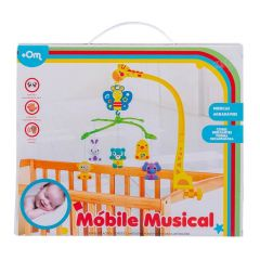 Móbile Musical Havan - HBR0142 - Colorido