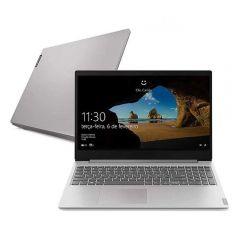 """Notebook 15.6"""" Lenovo Ideapad S145 Intel Core I5/8Gb/1Tb/Win10 - Prata"""