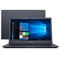 Notebook Motion Plus Intel Atom/4GB/64SSD/Win10 Positivo - Azul