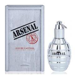 Perfume Arsenal Platinum Eau de Parfum - 100ml