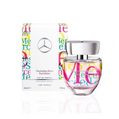 Perfume Pop Edition Mercedes Benz - 60ml