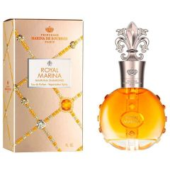 Perfume Royal Diamond Edp Marina De Bourbon - 30ml