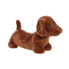 Peso De Porta Havan - Cachorro Marrom