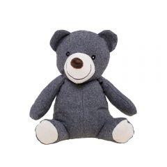 Peso De Porta Havan - Urso Cinza