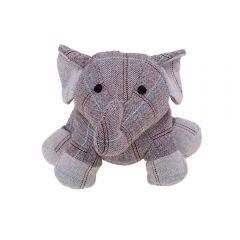 Peso De Porta Havan - Elefante Marrom