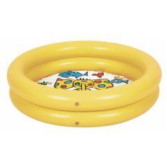 Piscina Inflável Circular Kiddy Master Beach - 17229