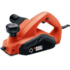Plaina Elétrica Black And Decker 7698