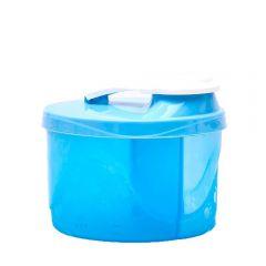 Porta Leite em Pó Majestic Yoyo Baby - Azul Real