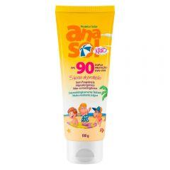 Protetor Solar Kids FPS90 Anasol  - 100g
