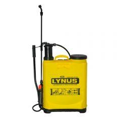 Pulverizador Manual 20 Litros Lynus - PL-20