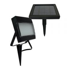 Refletor Solar Led 2,5W Espeto Jardim Bivolt Ecoforce - 18505