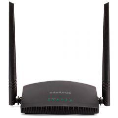 Roteador Wireless Rf 301K 300Mbps Intelbras - Preto