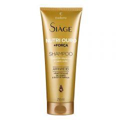 Shampoo Siàge Nutri Ouro Eudora - 250ml