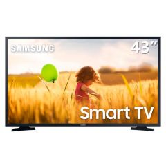 "Smart Tv Led 43"" Full-Hd T5300 Samsung - Bivolt"