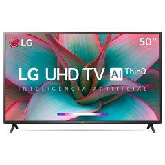"""Smart Tv Led 50"""" 4K Uhd Lg 50Un7310psc - Bivolt"""