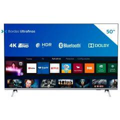 "Smart Tv Led 50"" 4K Uhd Philips 50Pug6654/78 - Bivolt"