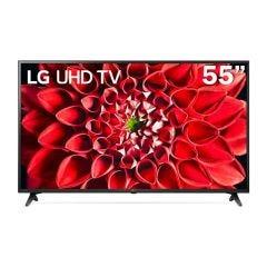 "Smart Tv Led 55"" 4K Uhd 55Un7100psa Lg - Bivolt"
